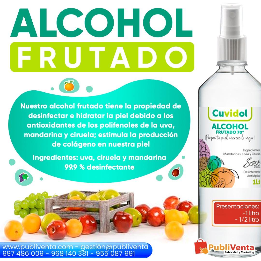Alcohol_Frutado
